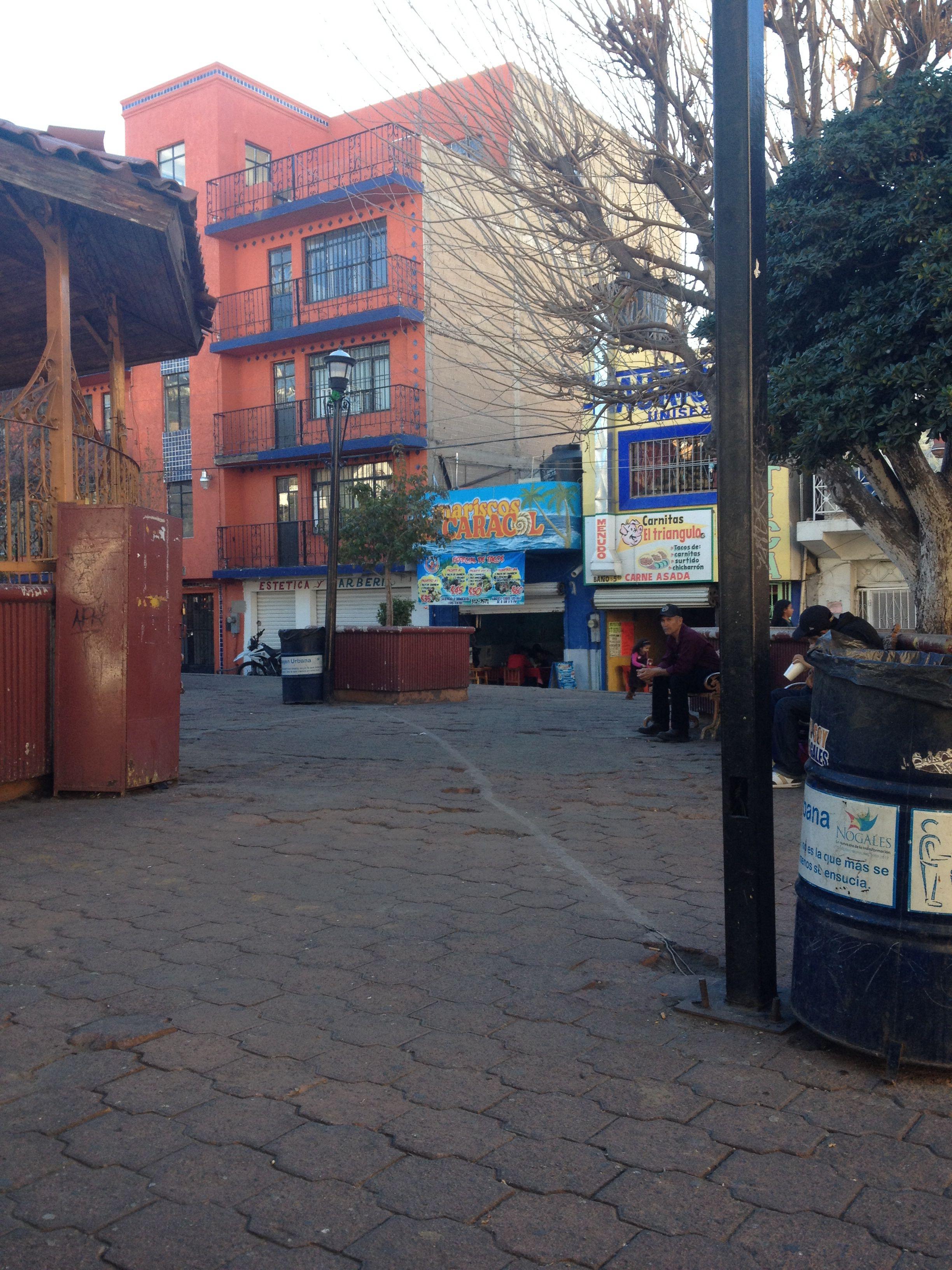 Kiosco Nogales Sonora M Xico Mi Nogales Sonora Mexico  # Muebles Nogales Sonora