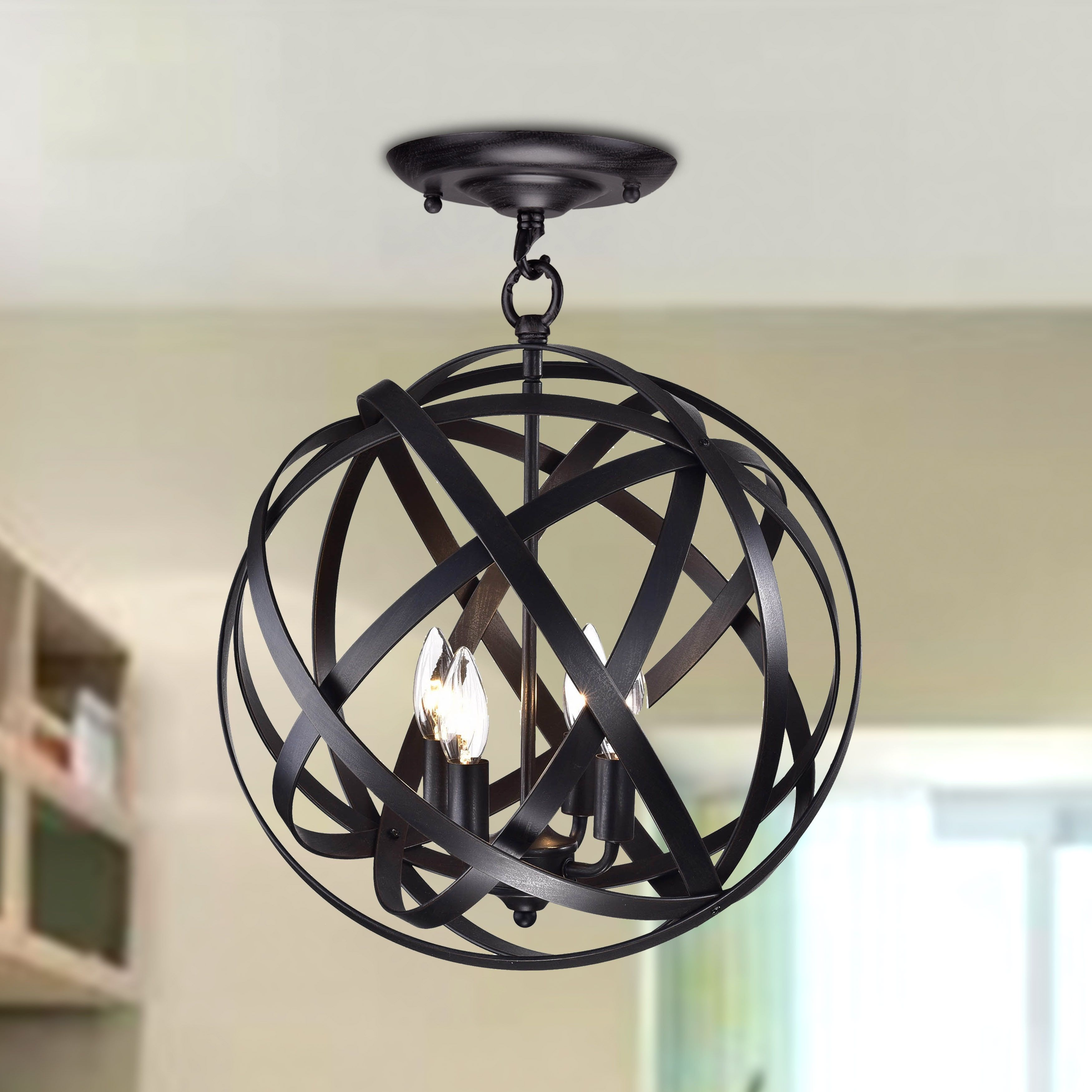 Flush Mount Lights Home Goods : Free Shipping On Orders