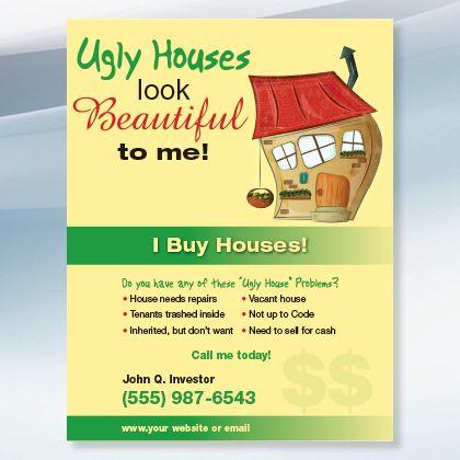 Pin On Real Estate Flyer Designs For Investors