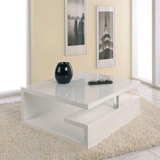 Table Basse Delamaison Table Basse Genes L90xp90xh38 Cm Table Basse Table Basse Design Et Table Basse Moderne