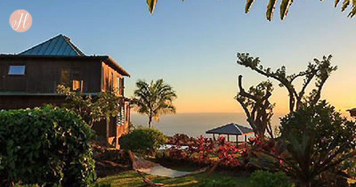 Holualoa Inn Hawaii Weddings Big Island Wedding Venues ...