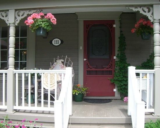 Victorian Front Porch Design, Pictures, Remodel, Decor and Ideas