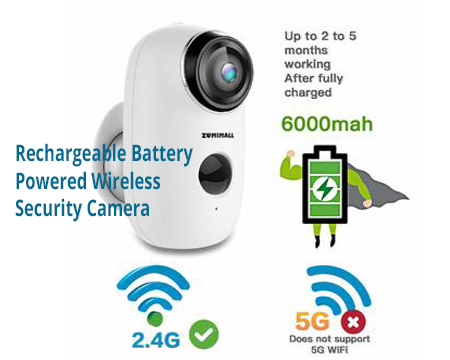 Zumimall Security Camera Reviews In 2020 Security Camera Best Security Camera System Best Security Cameras