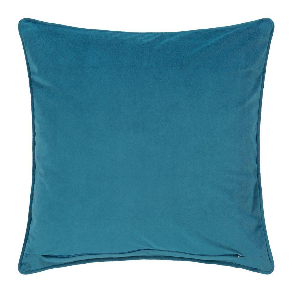Buy Essentials Velvet Pillow Ocean 45x45cm Amara Velvet Pillows Velvet Cushions Pillows