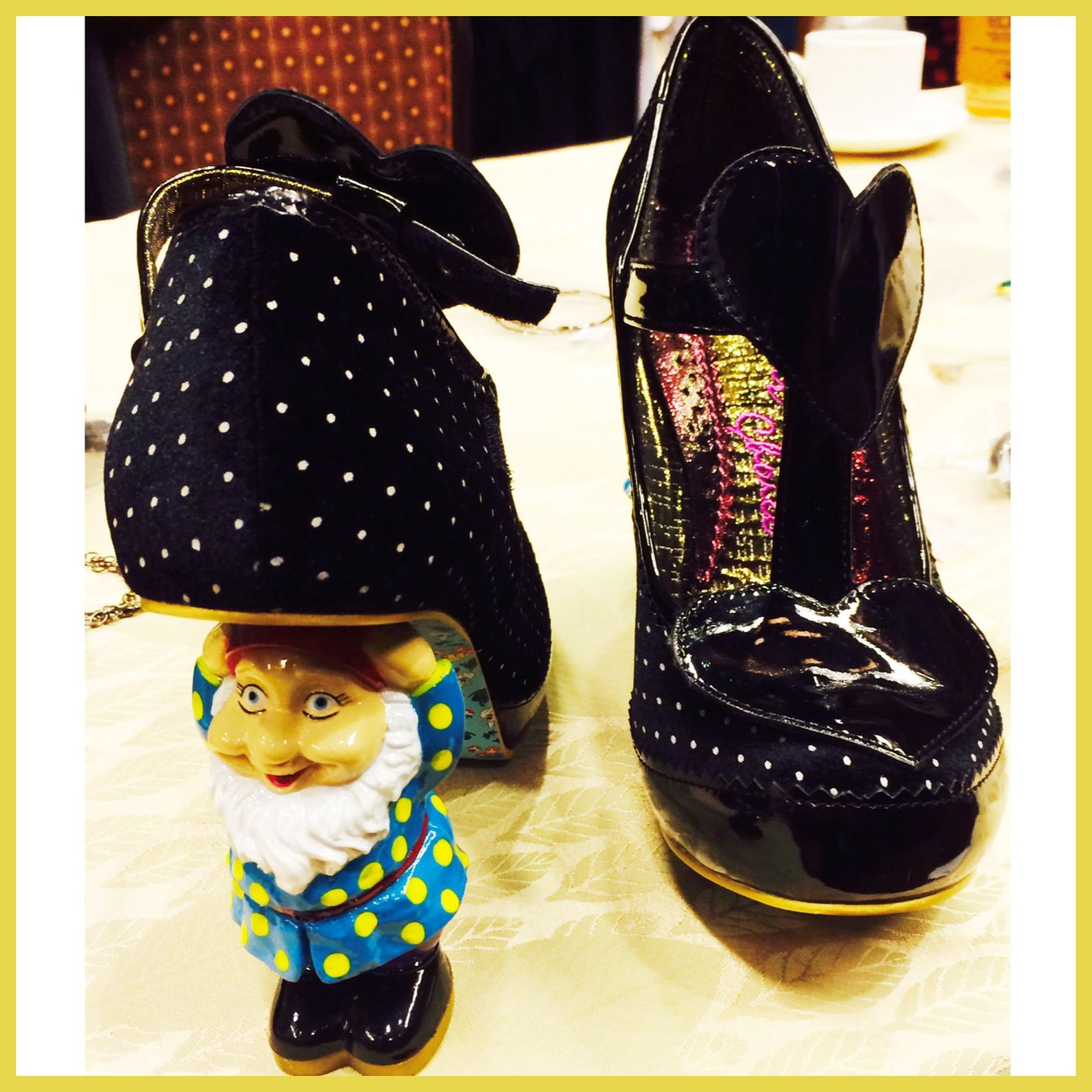 0555db8ecd9 TheViewBackstage whoopie Goldberg s shoe collection
