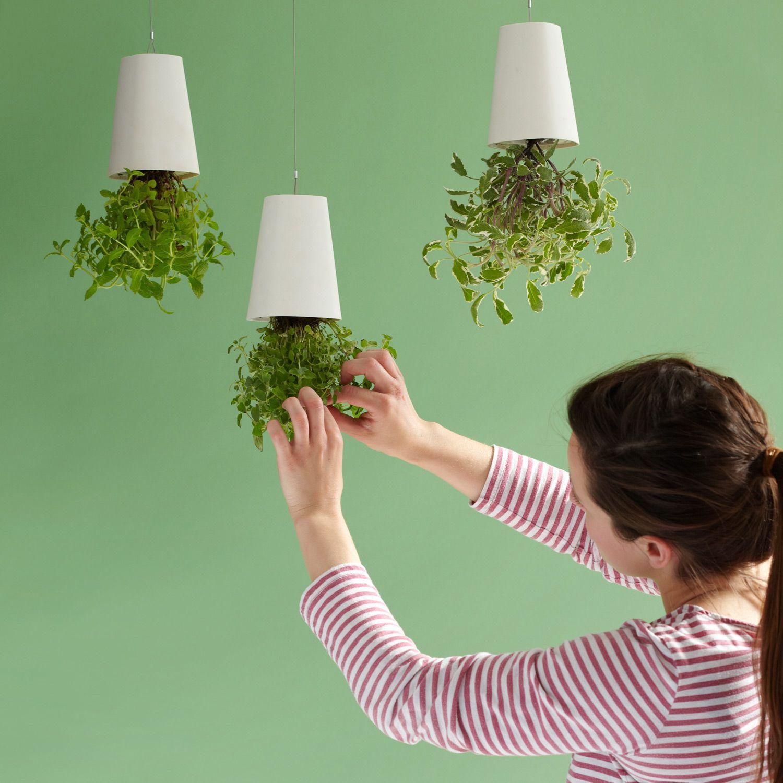 boskke blumentopf sky planter recycled s weiß   himmel, Gartengerate ideen