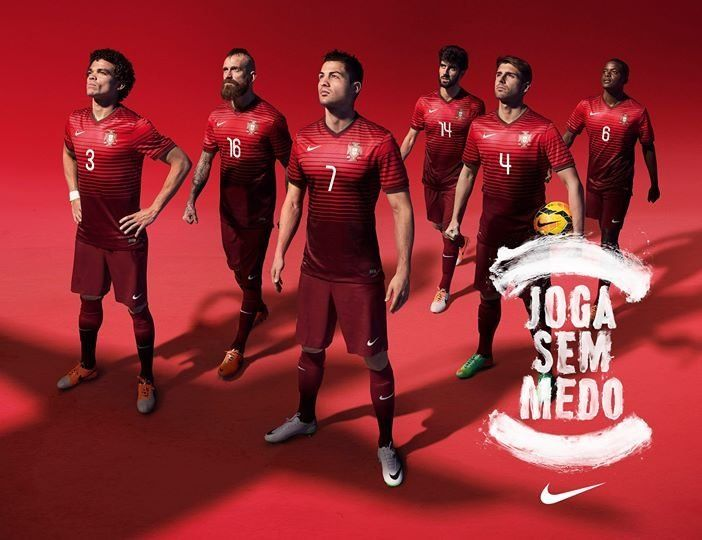 Portugal 2014 World Cup Jersey Released By Nike Check Out The New Portugal 2014 World Cup Home And Away Kit World Soccer Shop World Cup Portugal Soccer