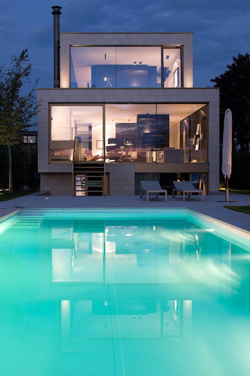 Moderne Häuser Bauen bünck architektur :: brauweiler 6 | dream houses | architektur, haus