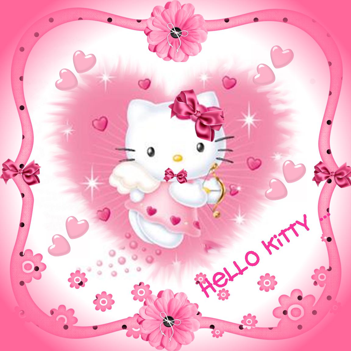Hello Kitty Galaxy Wallpaper