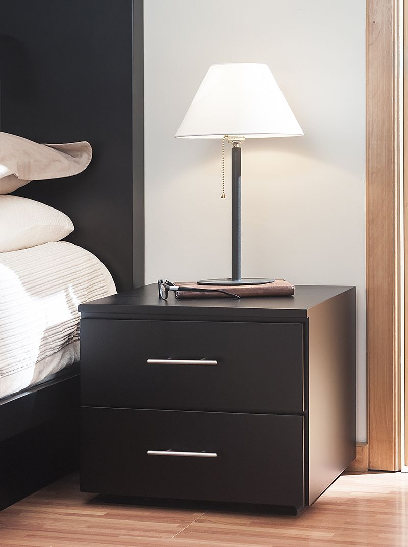 Mantente organizado y realza la decoraci n de tu - Mesas de dormitorio ...