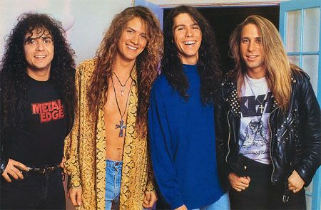 Slaughter...my favorite band