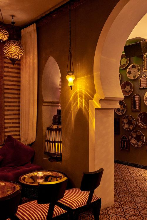 Barbarossa Baptiste Bohu Interiors Moroccan Interiors Moroccan Lounge Interior