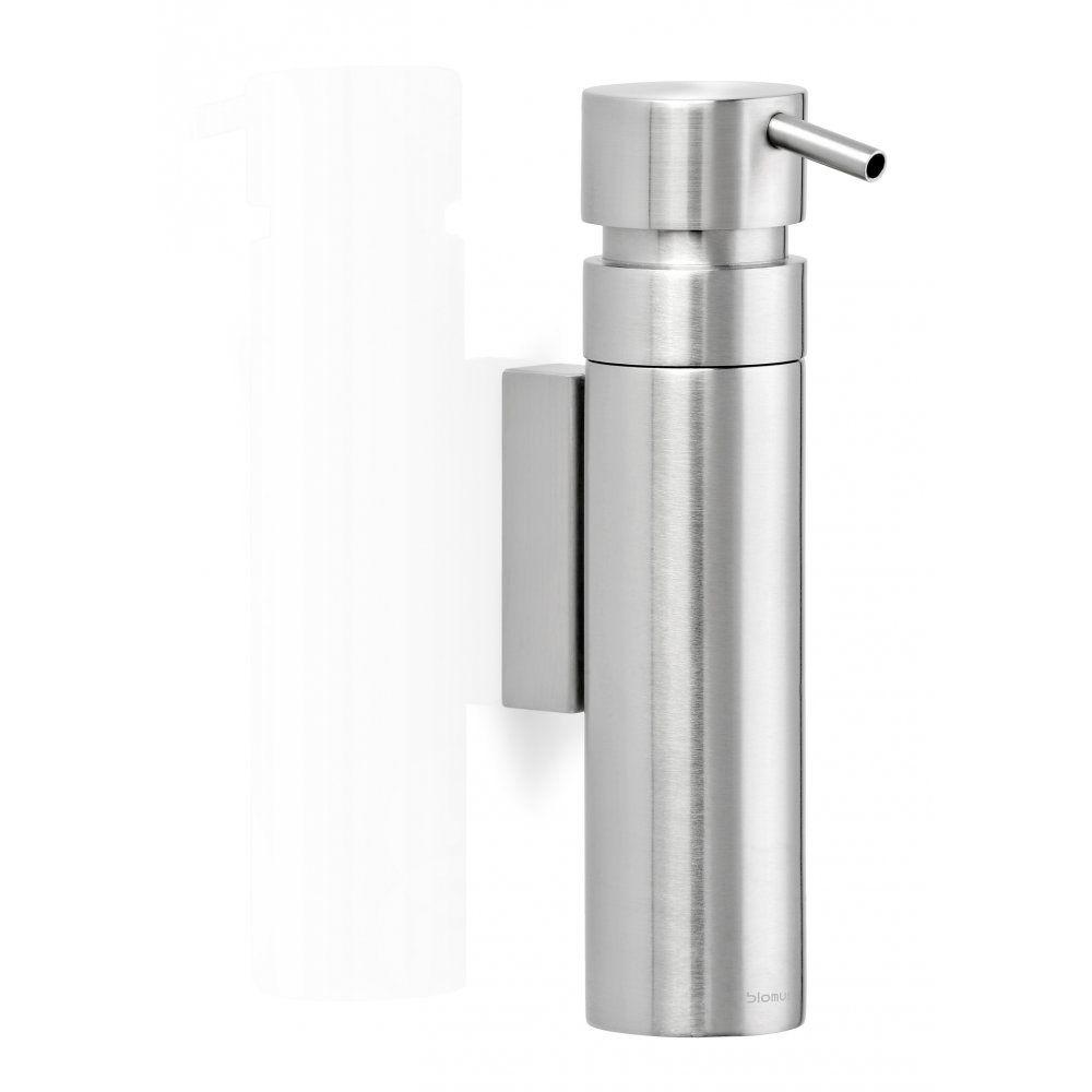 Blomus Nexio Soap Dispenser Wall Mounted Brushed Stainless Steel ...