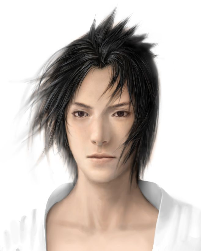 CG Adult Sasuke By IDNAR.deviantart.com On @deviantART