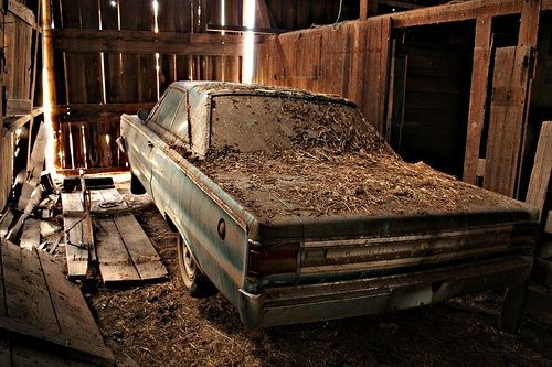 Photo Gallery Abandoned Cars And Trucks