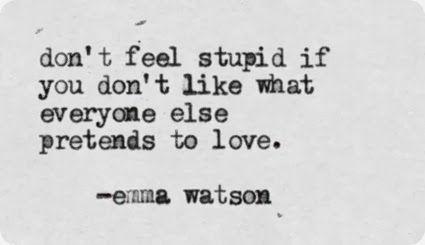 Simply Olivia, emma watson, quote