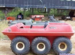 Penguin amphibious vehicle for sale