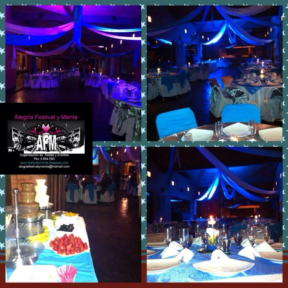 Decoracion 15 a os paris banquetes sonido miniteca bodas for Decoracion xv anos paris