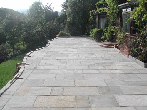 patio paving options