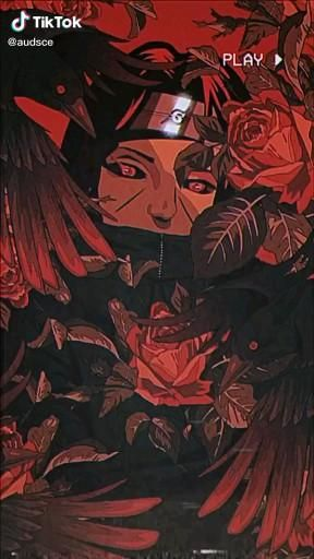 Photo of Itachi Uchiha Live Wallpaper from TikTok