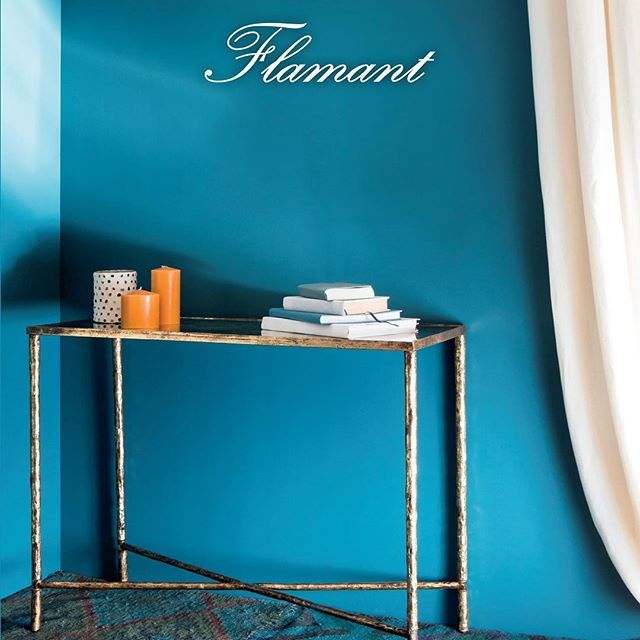 Deuxième #couleur #Flamant pour 2017, #Topkapi Un #bleu