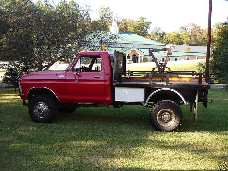 1978 f350 dually flatbed