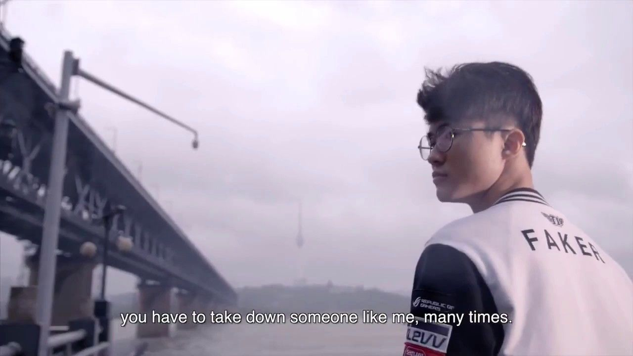 Faker contribution https://www.youtube.com/watch?v=i9vVsx4yZC0&feature=youtu.be #games #LeagueOfLegends #esports #lol #riot #Worlds #gaming