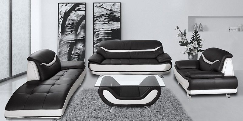 Top 10 Collection Of Best Modern Leather Sofa Sets 2019 Sofa