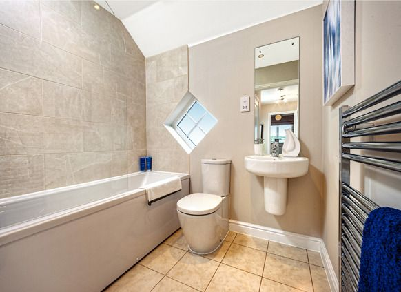 Beautiful Bathrooms Letchworth the letchworth | buy a new three bedroom home in liverpool