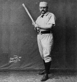 Charles Radbourn Mlb Hall Of Fame Baseball Baseball Pictures