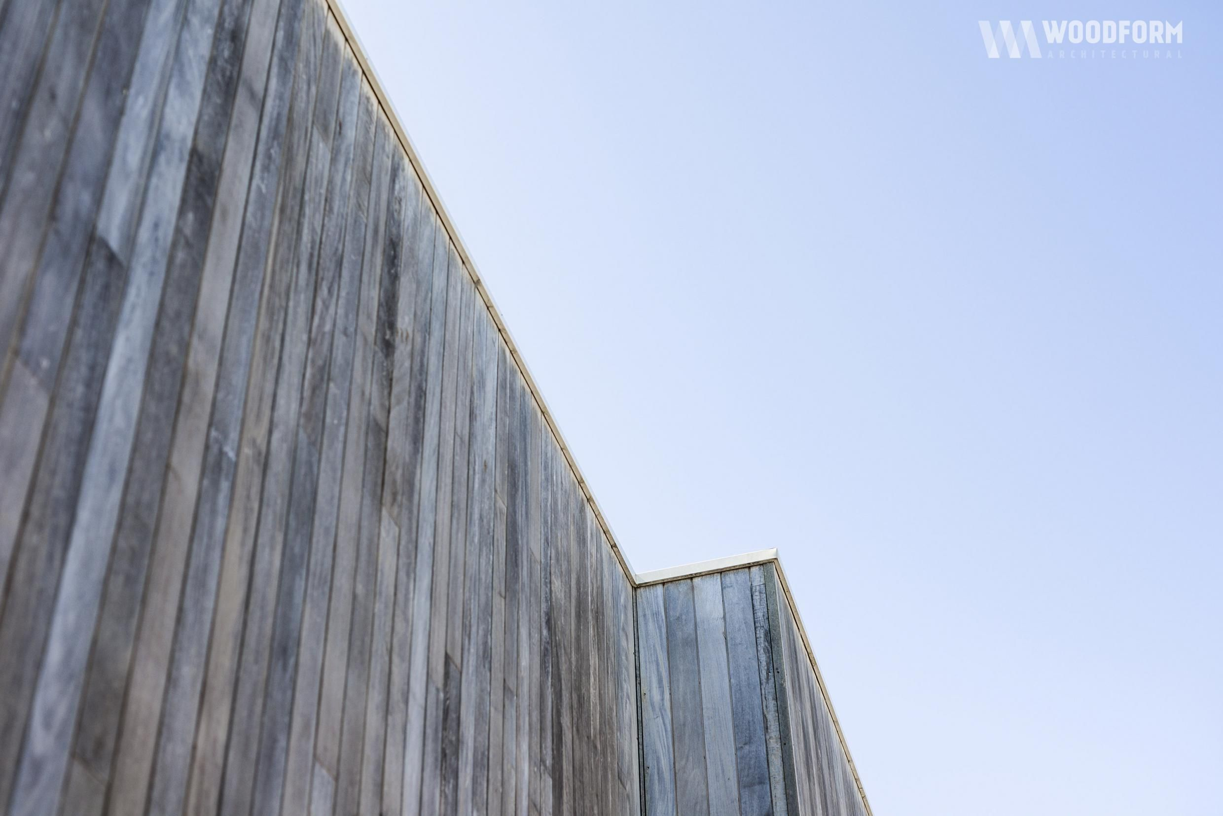 Goolwa beach house in pacific teak exterior finishes - Exterior tongue and groove cladding ...