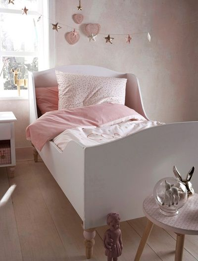 lit volutif enfant romantique blanc vertbaudet enfant d co bebe pinterest. Black Bedroom Furniture Sets. Home Design Ideas