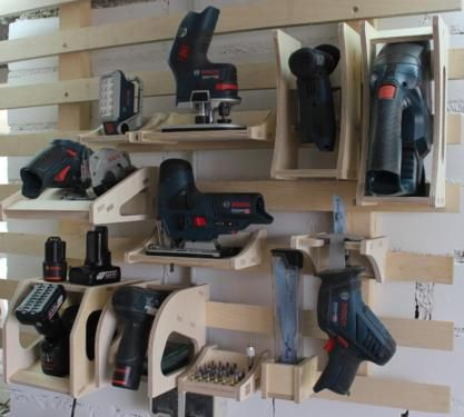 Photo of French Cleat – Cordless screwdriver holder in Schleswig-Holstein – Rickert | Yourself …