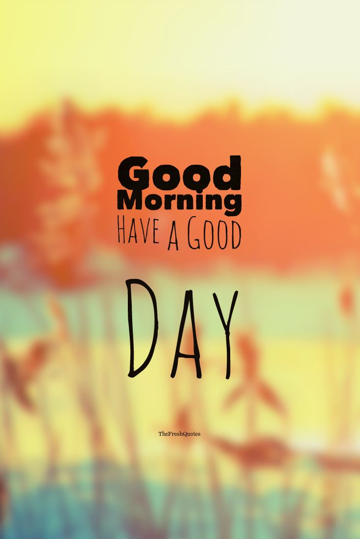 Good Day Quotes Inspirational: 72 Beautiful Good Morning Quotes And Wishes