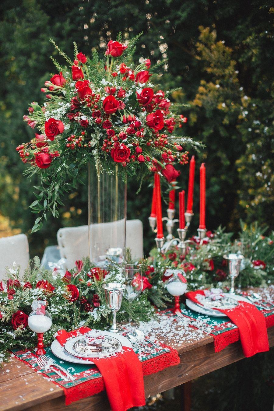 bluebird christmas tree farm inspiration shoot - Bluebird Christmas Tree Farm