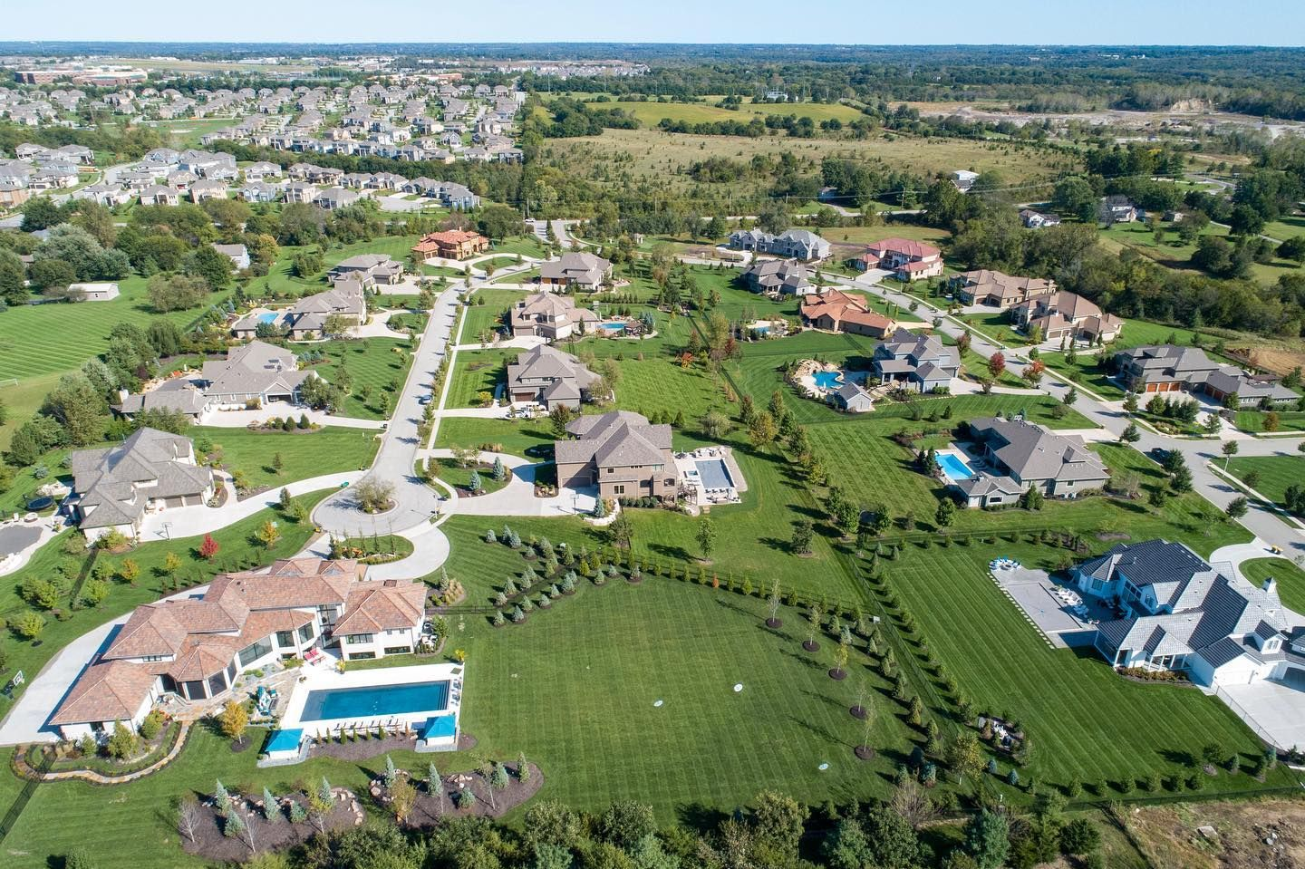 Our Beautiful Development The Farm At Garnet Hill Lots Of Awesome Things Happening Here Quinnkc Qu Overland Park Ks Overland Park Real Estate
