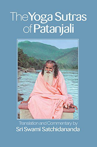 Amazon.com: the yoga sutras of patanjali by sri swami satchidananda: Books