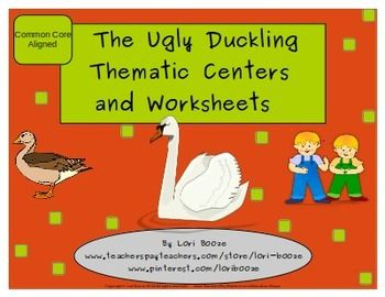 the ugly ducking essay Read this essay on the ugly duckling and standards of beauty today come browse our large digital warehouse of free sample essays get the knowledge you need in order to pass your classes.