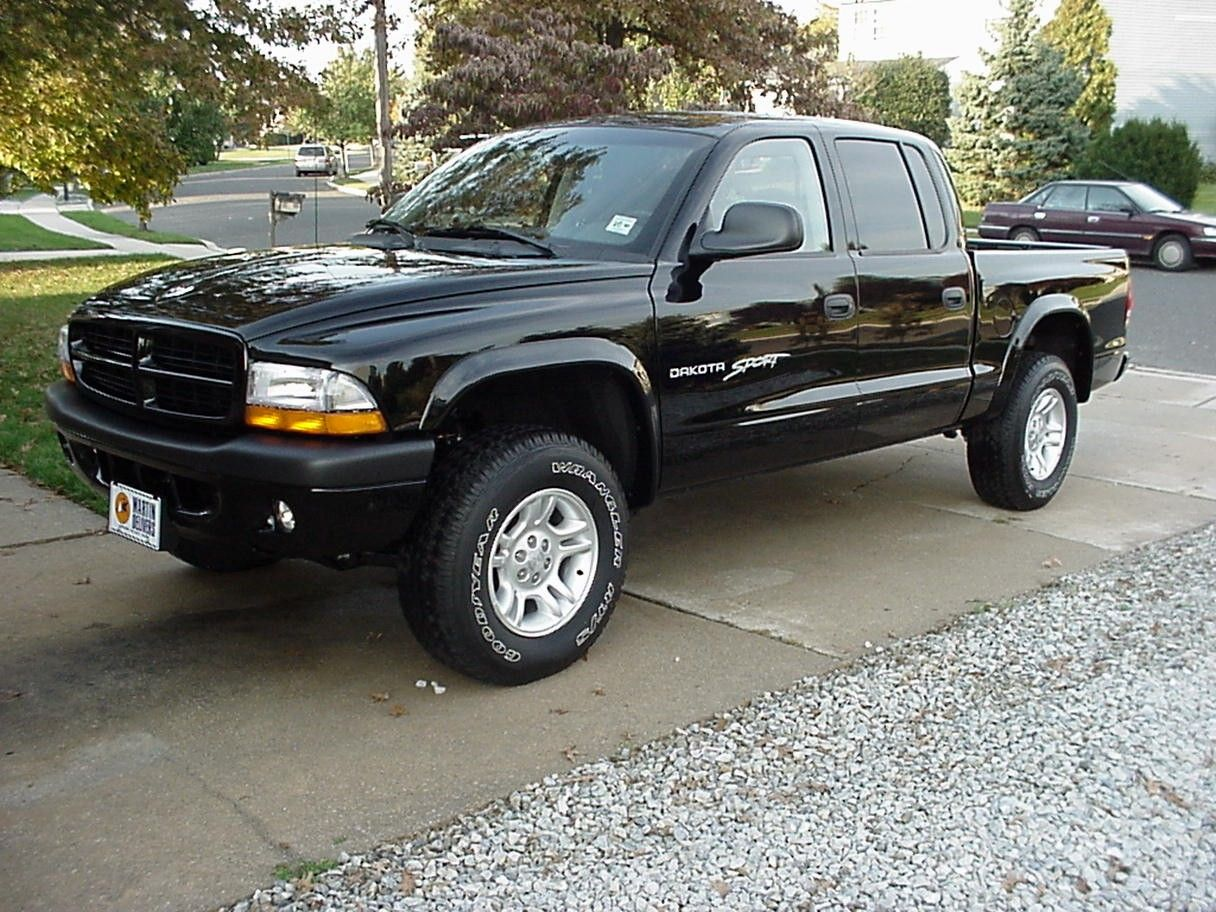 Dodge Dakota SLT Sport Quad Cab Voiture