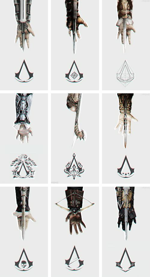 AC Council#!/article/hidden-blades-3073 - Hidden Blades