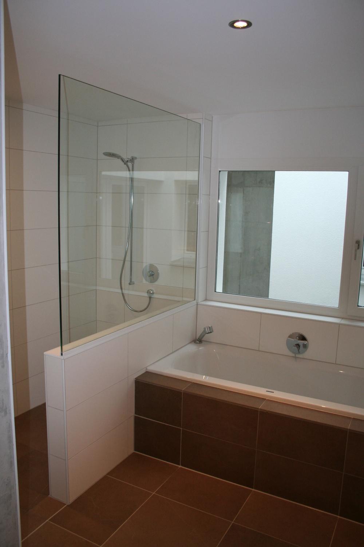 Erfahrung Mit Offener Dusche Ohne Tur Bad Wc In 2020 Dusche Ohne Turen Gemauerte Dusche Bad Badewanne Dusche