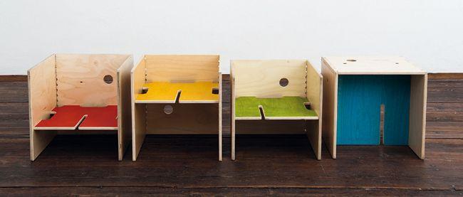 Letti Che Crescono E Prototipi Du0027autore. Furniture For KidsNursery  FurnitureModular ...