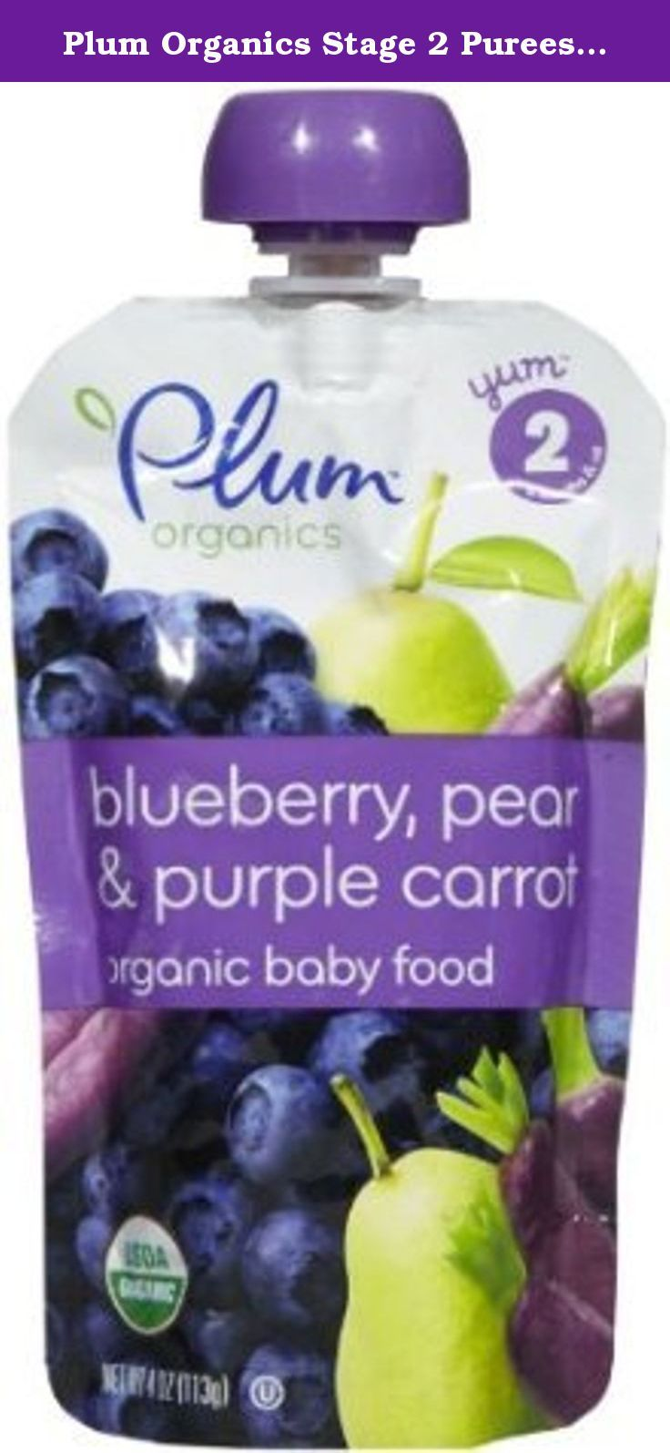 Stage 2 Baby Food Recipes Pear