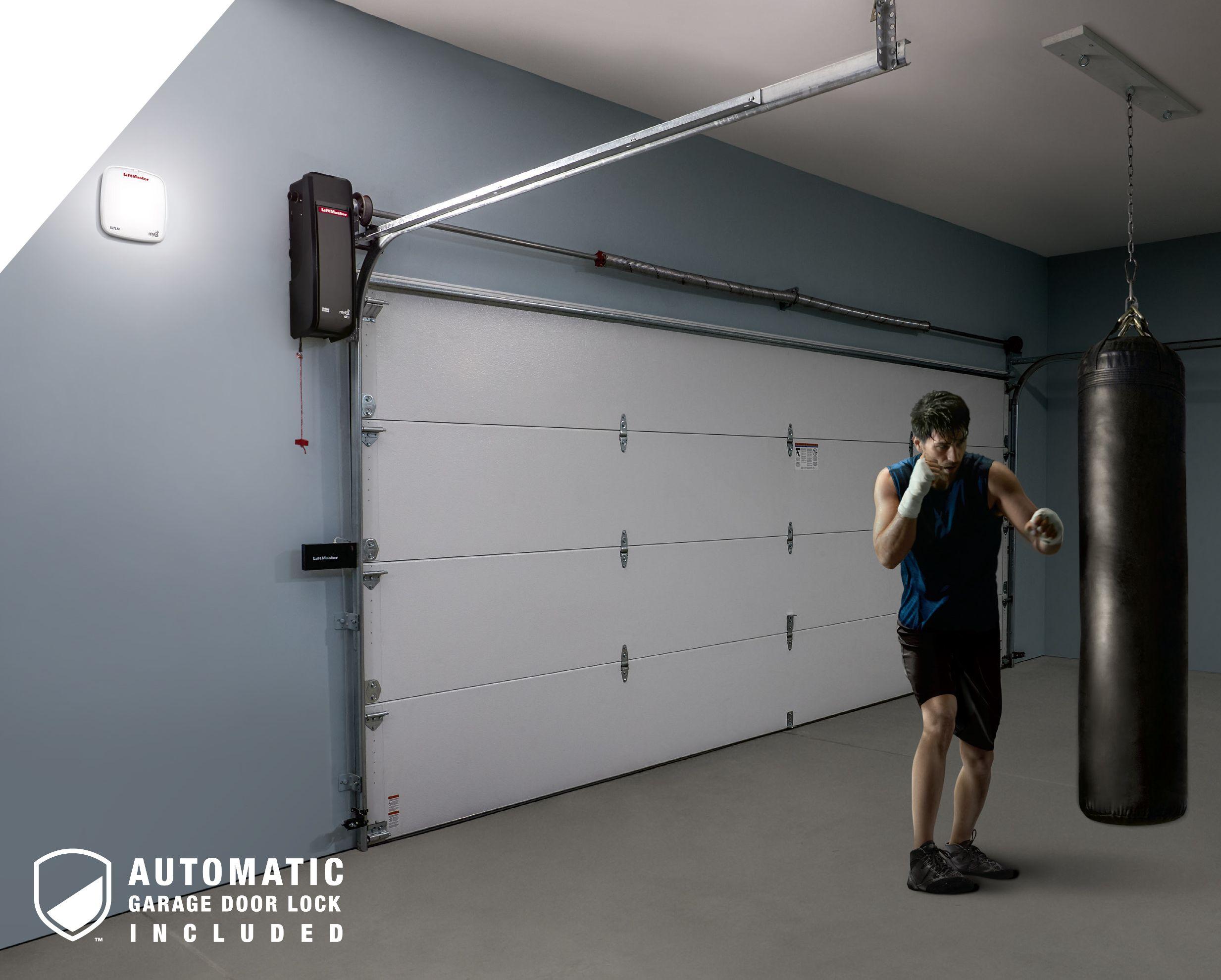 Liftmaster 8500w Elite Series Residential Jackshaft Garage Door