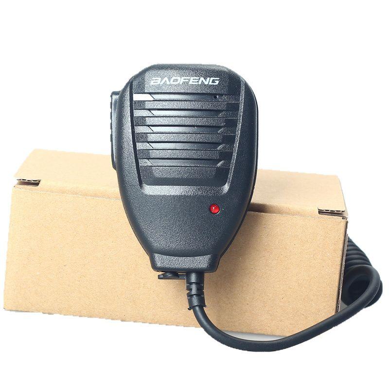 Baofeng Walkie Talkie Handheld Altoparlante MIC Microfono per la Radio Bidirezionale UV-5R Pofung uv-B5 UV-B6 BF UV-5RE bf-758A