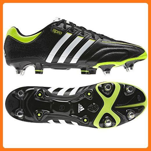 pretty nice 43ad8 b5d43 Adidas - Adipure 11PRO Xtrx SG - V23653 - Color  White-Green-Black - Size   7.0 ( Partner Link)