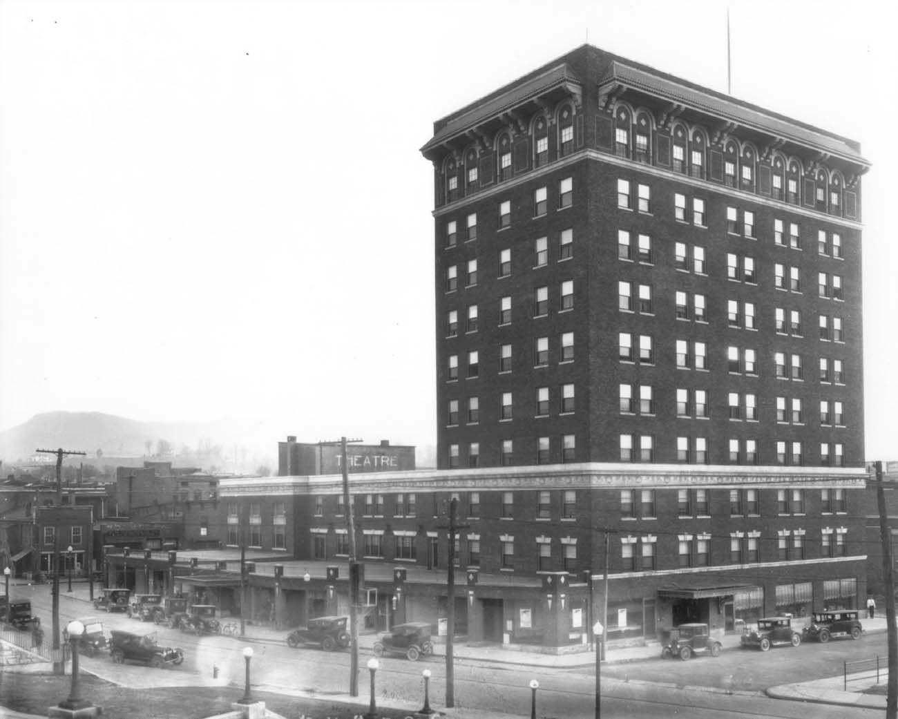 The John Sevier Hotel Downtown Johnson City Tn Johnson City Tennessee Johnson City Jonesborough Tennessee