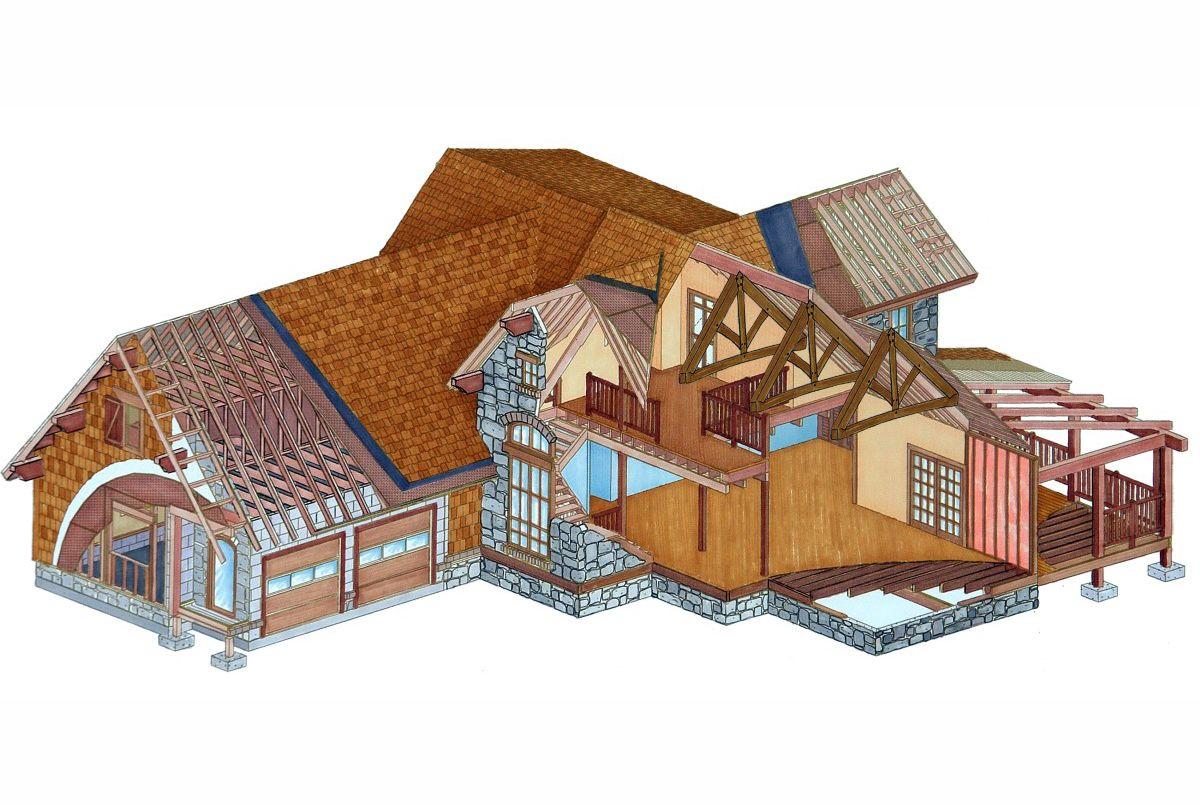 Natural Element Timber Frame Homes
