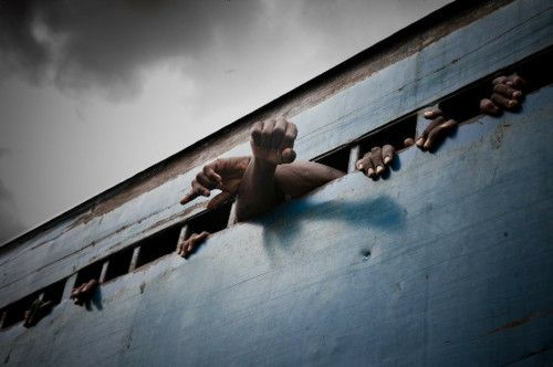 lllamnesiaclll: 「世界で最も優れた報道写真」と認められた作品いろいろ 2010年版 - GIGAZINE