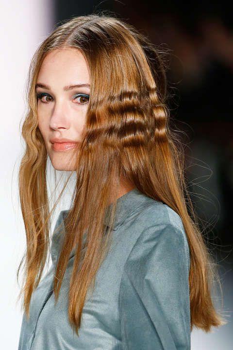 make-up und frisuren für den sommer 2018 | beauty trends, hair